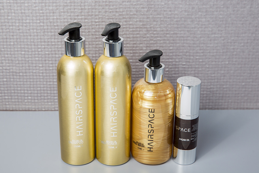 Hairspace Argan Oil Products