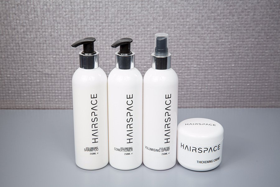 Hairspace Volumising Products